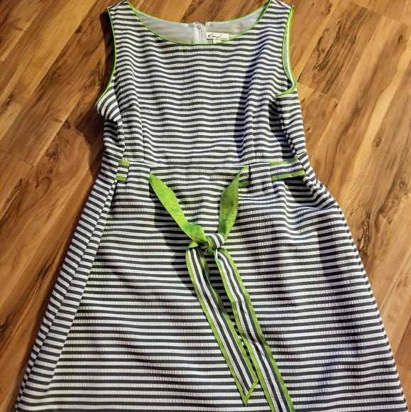 Kim Rogers Dresses & Skirts - 🌿$ Reduced..Kim Rogers Sleeveless Summer Dress 🌿